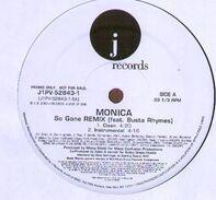 Monica - So Gone (Remix)
