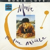 Monie Love - Monie In The Middle / Dettrimentally Stable