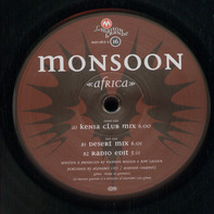 Monsoon - Africa