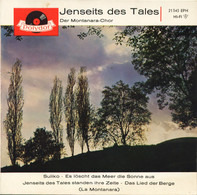 Montanara Chor - Jenseits Des Tales