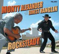 Monty Alexander With Ernest Ranglin - Rocksteady