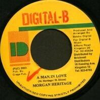 Morgan Heritage - A Man In Love