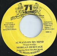 Morgan Heritage Feat. Rae Rajkumar - Always On My Mind