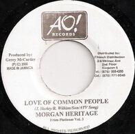 Morgan Heritage - Love Of Common People