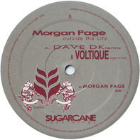 MORGAN PAGE - OUTSIDE THE CITY