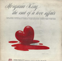 Morgana King - The End of a Love Affair