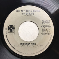 Morgana King - Song For You / You Are The Sunshine Of My LIfe