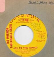 Mormon Tabernacle Choir - Joy To The World / I Heard The Bells