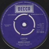 Morris Albert - She's My Girl