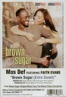 Mos Def - brown sugar