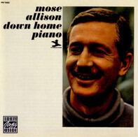 Mose Allison - Down Home Piano