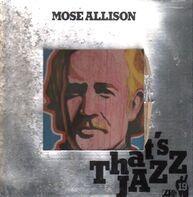 Mose Allison - That´s Jazz 19
