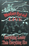 Motörhead - Everything Louder Than Everything Else
