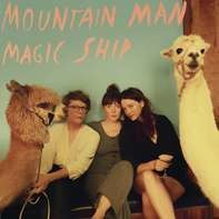 Mountain Man - Magic Ship (lp+mp3,Transparent)