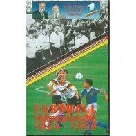 Deutsche Nationamannschaft - Fußball Weltmeisterschaften 1954-1990
