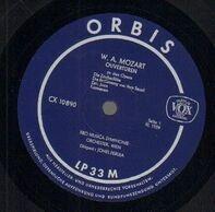 Mozart - Pro Musica (J. Perlea) - Ouvertüren