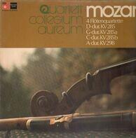 Mozart - 4 Flötenquartette