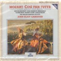 Mozart - Così fan tutte - Highlights (Gardiner)