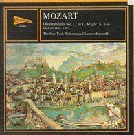 Mozart - Divertimento No.17 in D Major