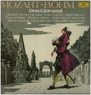 Mozart - K. Böhm w/ Orch. des Nationaltheaters Prag - Don Giovanni