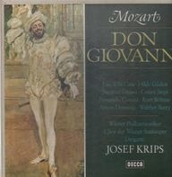 Mozart (Krips) - Don Giovanni