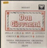 Mozart - Don Giovanni (Krips, Della Casa, Siepi, Gueden,..)