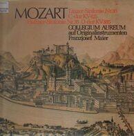Mozart - Linzer Sinfonie Nr.36 C-dur, Haffner-Sinfonie Nr.35 D-dur