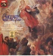 Wolfgang Amadeus Mozart , Edith MAthis , Helen Donath , Theo Altmeyer , Franz Crass , Wolfgang Gönn - Messe C-Moll KV 427