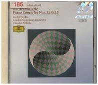 Mozart - Piano Concertos Nos. 22 & 25
