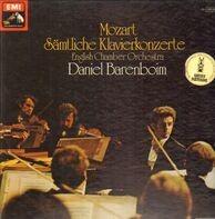 Mozart - Sämtliche Klavierkonzerte (Daniel Barenboim)