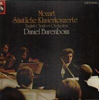 Mozart - Sämtliche Klavierkonzerte; English Chamber Orchestra, Barenboim