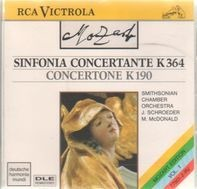 Mozart - Sinfonia Concertante K364, Concertone K190