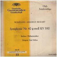 Mozart - Symphonie Nr.40 g-moll KV 550