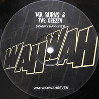 Mr. Burns & The Geezer - Skanky Hanky E.P.