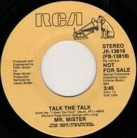 Mr. Mister - Talk The Talk