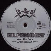 Mr.President - 4 on the floor