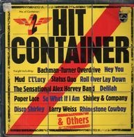 Mud, Thin Lizzy a.o. - Hit Container 2