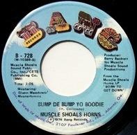 Muscle Shoals Horns - Bump De Bump Yo Boodie / Where I'm Coming From