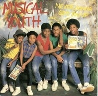 Musical Youth - Never Gonna Give You Up / Rub 'N' Dub