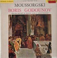 Moussorgski - Boris Godounov (Melik-Pashayev)