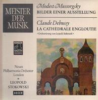 Mussorgsky, Debussy - Bilder einer Ausstellung / La Cathedrale Engloutie