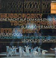 Mussorgsky a.o. - Eine Nacht auf dem kahlen Berge / Feuervogel / Sl. Marsch