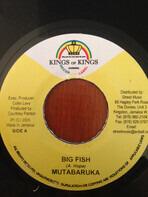 Mutabaruka / New Kingston Band - Big Fish / Mand Kind