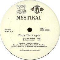 Mystikal - That's The Rapper