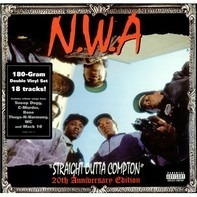 N.W.A. - Straight Outta Compton (20th Anniversary Edition)