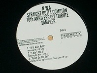 N.W.A. - Straight Outta Compton - 10th Anniversary Tribute Sampler