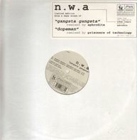 N.W.A. - Gangsta Gangsta / Dopeman (Drum & Bass Mixes)