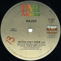 Najee - betcha don't know