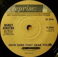Nancy Sinatra - How Does That Grab You, Darlin'? / I Move Around