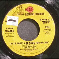 Nancy Sinatra - These Boots Are Made For Walkin' / Love Eyes